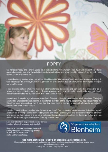 Poppys story