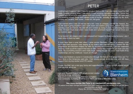 Peter's story