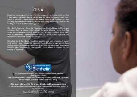 Gina's story