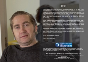 Rob's Story